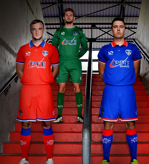 New Oldham Kit 2015 16