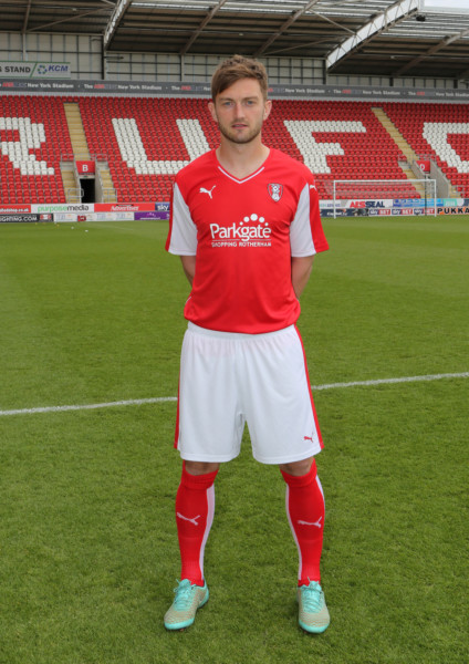 New Rotherham Kit 2015 16