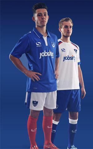 Pompey Sondico Shirt 2015 16