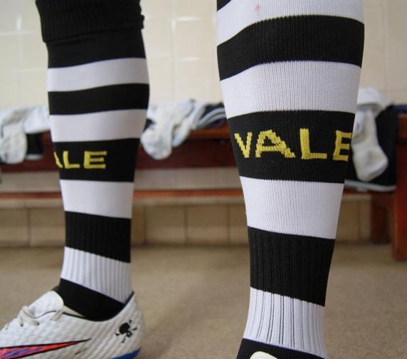 Port Vale Socks 2015 16