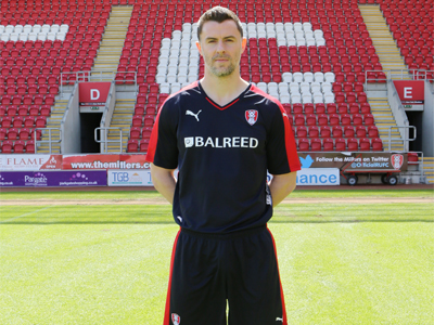 Rotherham United Away Kit 2015 16