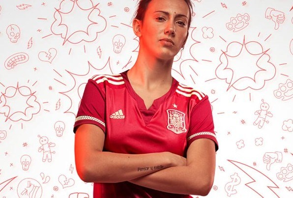 Virginia Torrecilla Spain Jersey 2015