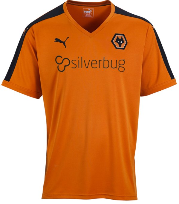 Wolves Home Kit 2015 2016