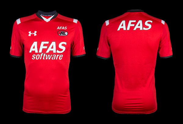 AZ Alkmaar Under Armour Shirt 2015 16