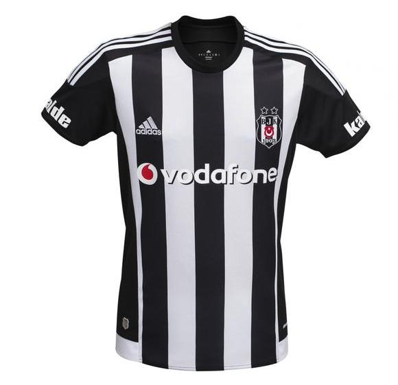 BJK Striped Shirt 2015 2016