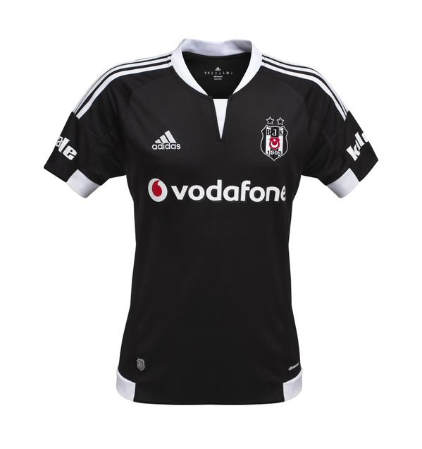 Besiktas Away Kit 2015 16