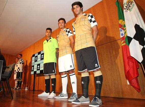 Boavista Away Kit 15 16