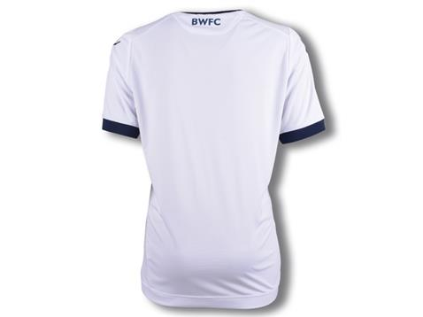 Bolton Home Shirt Back