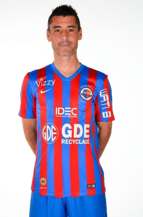 Caen Shirt 2014 15