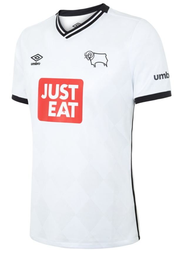 Derby County Home Shirt 2015 16
