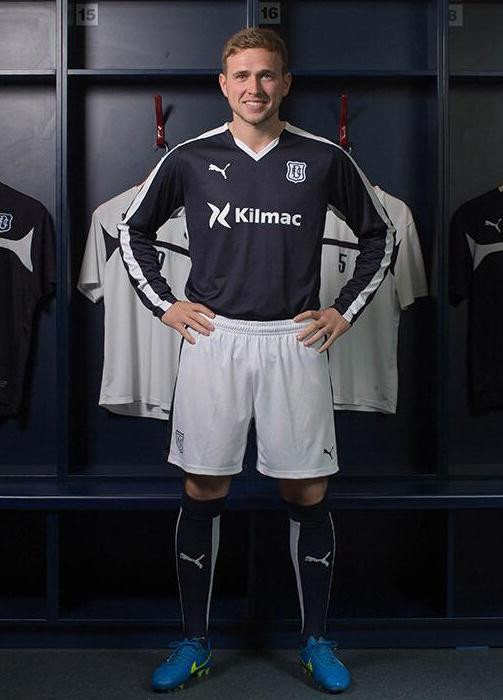 Dundee FC Strip 15 16