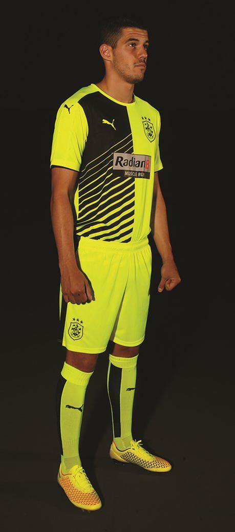 HTAFC Away Kit 2015 16
