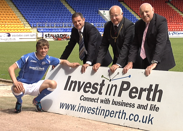 Invest in Perth St.Johnstone Sponsor