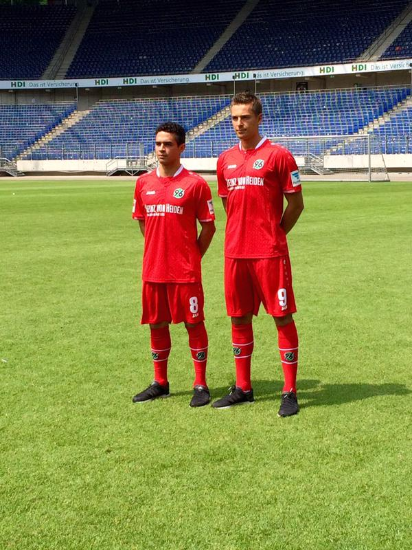 Jersey Hannover 2015 16