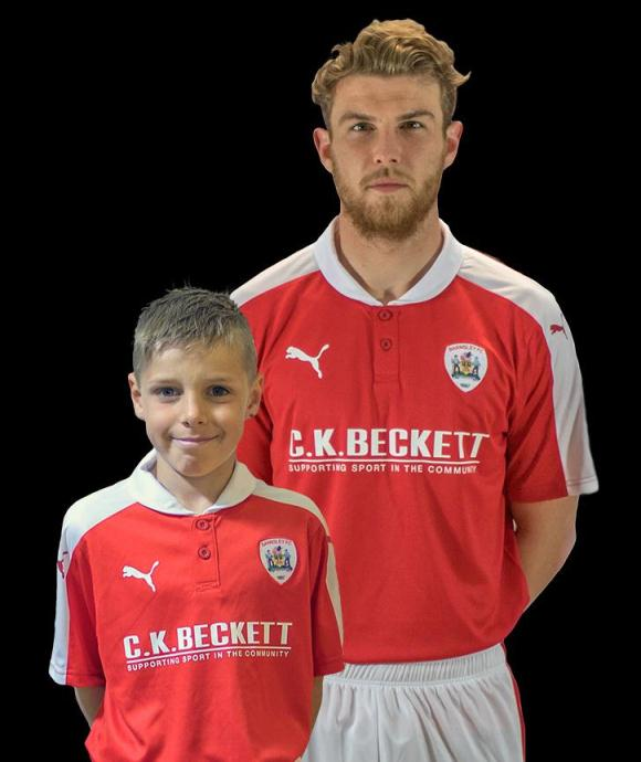 New Barnsley Home Kit 15 16