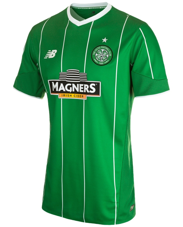 New Celtic Away Strip 2015 16