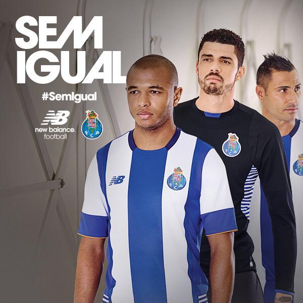 New Porto Home Kit 2015 16