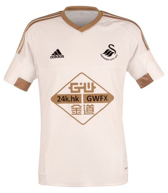 New Swansea Home Kit 15 16