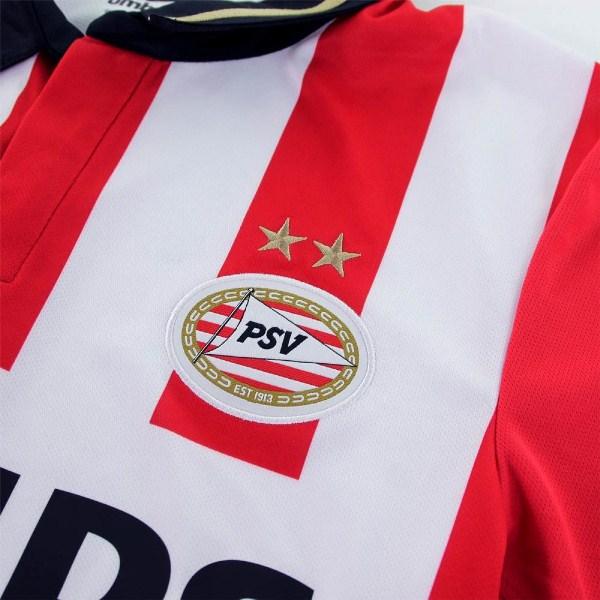 PSV Umbro Shirt Closeup