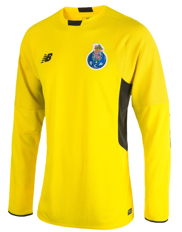 Porto Away Goalkeeper Jersey 2015 16