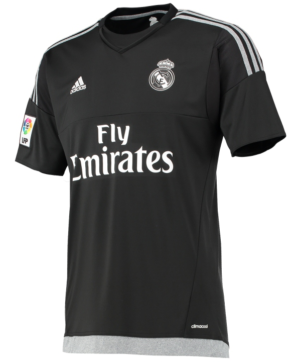 Real Madrid Home Goalkeeper Kit 15 16