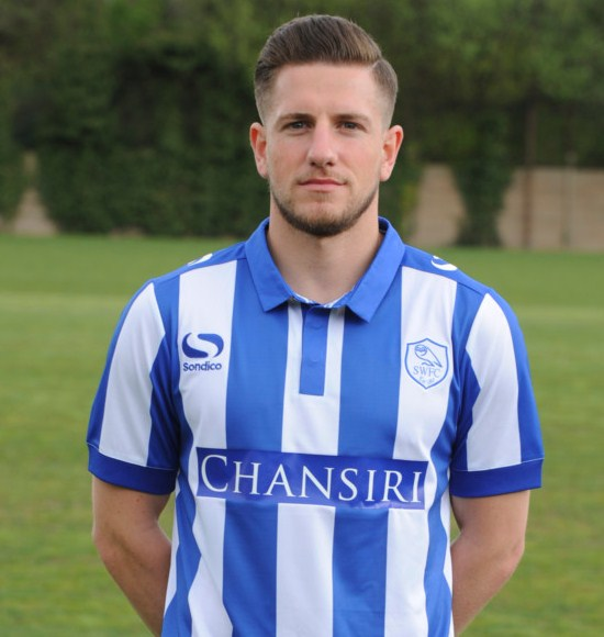 Sam Hutchinson Sheffield Wednesday 2015