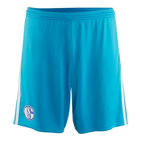 Schalke Away Shorts 15 16