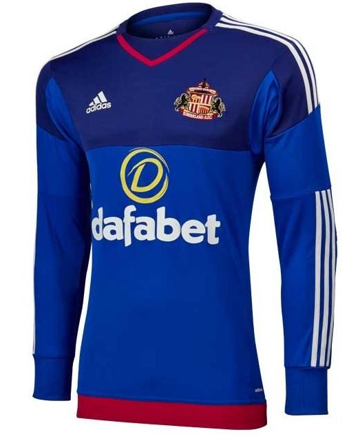 Sunderland GK Kit 2015 2016