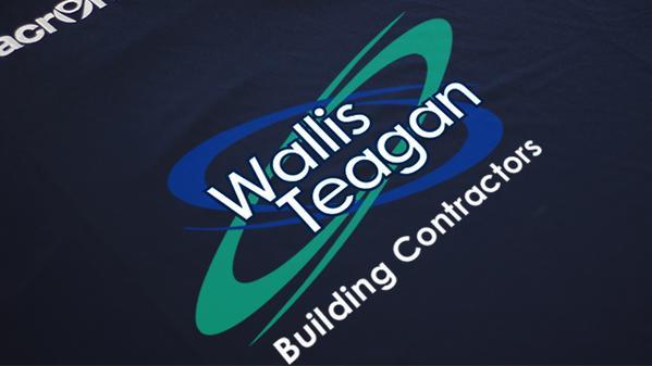 Wallis Teagan Millwall Kit Sponsor