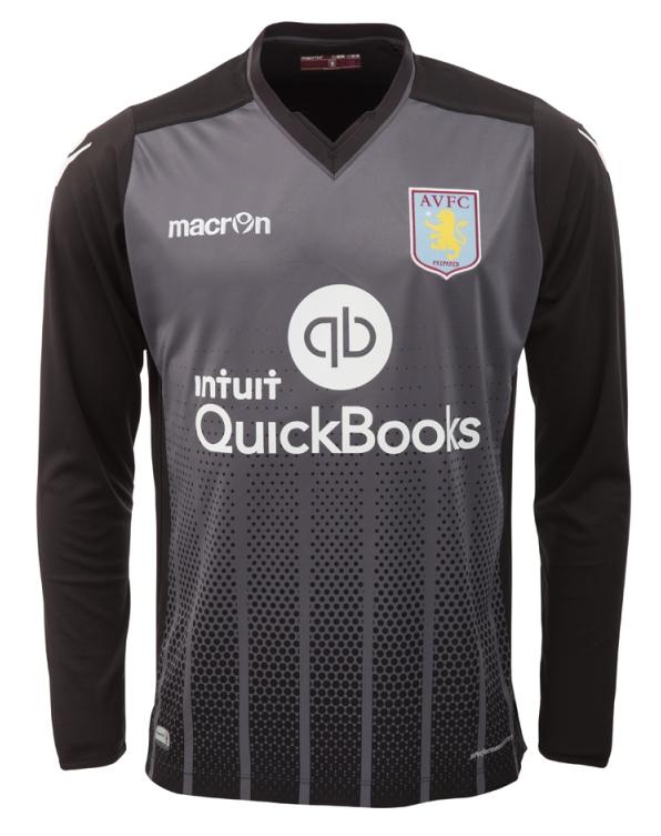 Aston Villa Goalkeeper Kit 15 16