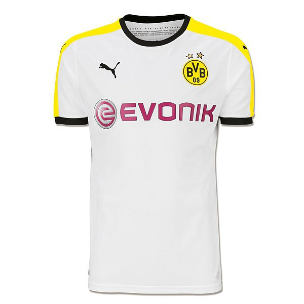 size 40 9e370 07232 New Borussia Dortmund Kits 2015-16- BVB Home Third Jerseys ...