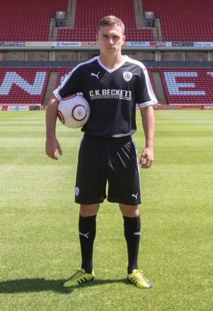 Barnsley Away Kit 2015 16