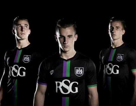 Black Bristol City Kit 2015 16