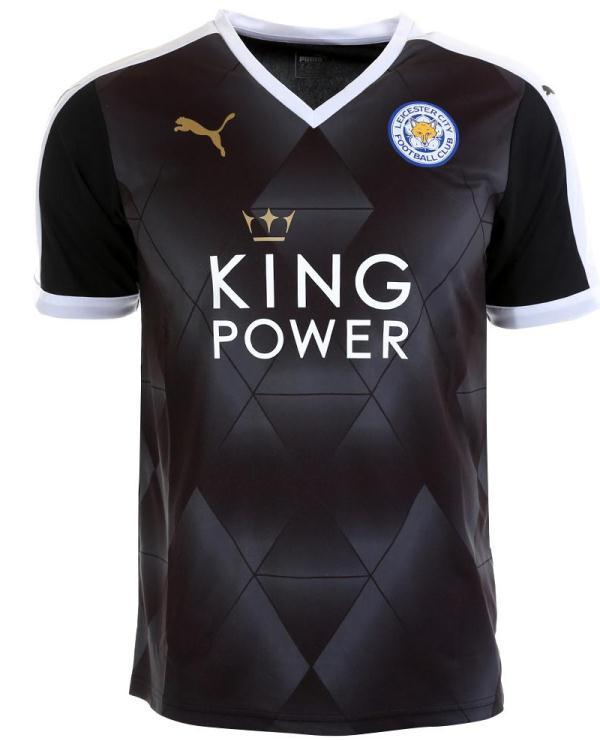 Black Leicester Kit 2015 16