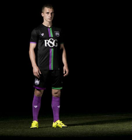 Bristol City Away Shirt 2015 2016