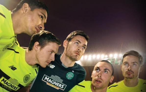 Celtic Third Kit 15 16