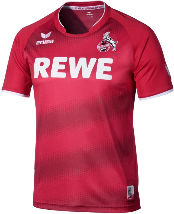 Cologne Away Shirt 2015 16