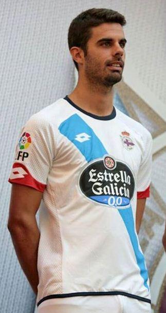 Deportivo Away Jersey 2015 2016