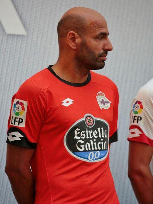 Deportivo Third Shirt 2015 16
