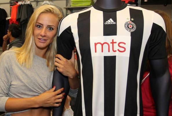 FK Partizan Jersey 2015 2016