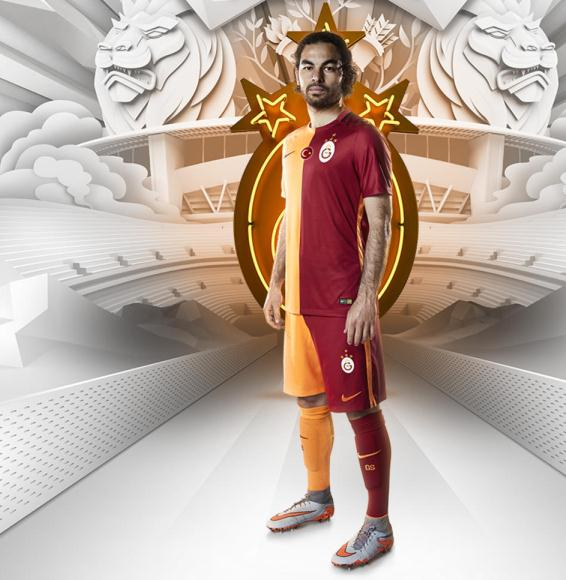 Galatasaray Kit 15 16