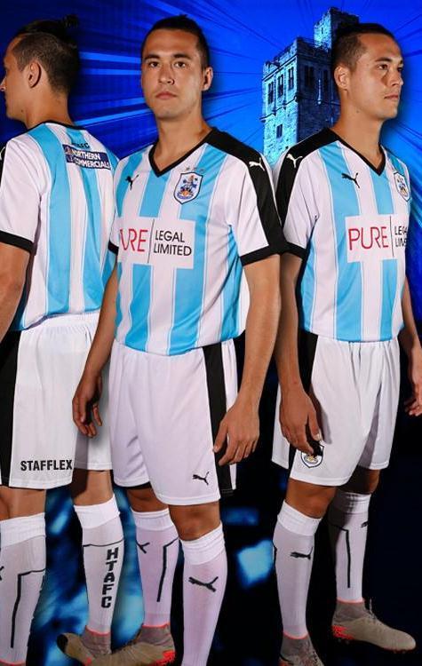 HTAFC Home Kit 2015 16