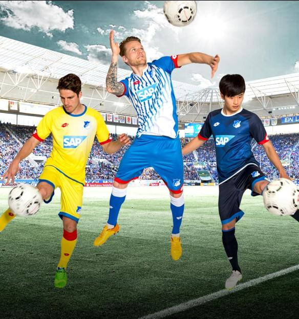 Hoffenheim Away Kit 2015 16