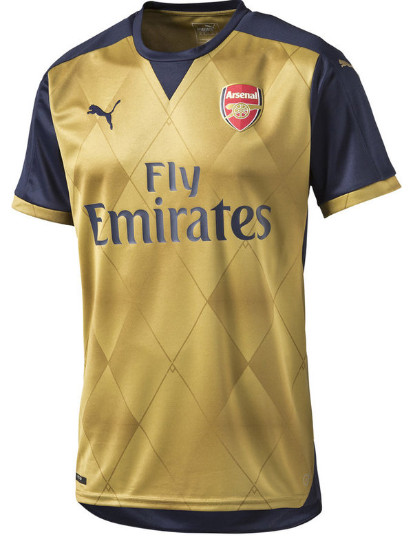 Jersey Arsenal Away 2015 2016