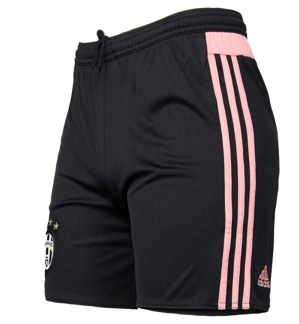 Juventus Away Shorts 2015 2016