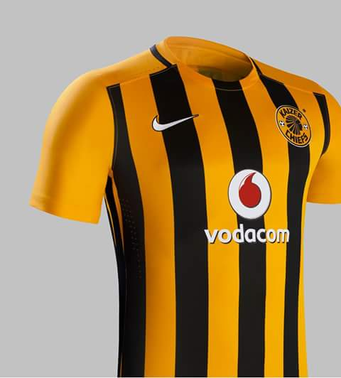 Kaizer Chiefs New Kit 2015 2016