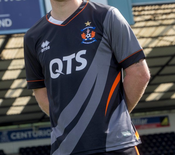 Kilmarnock Away Top 2015 2016