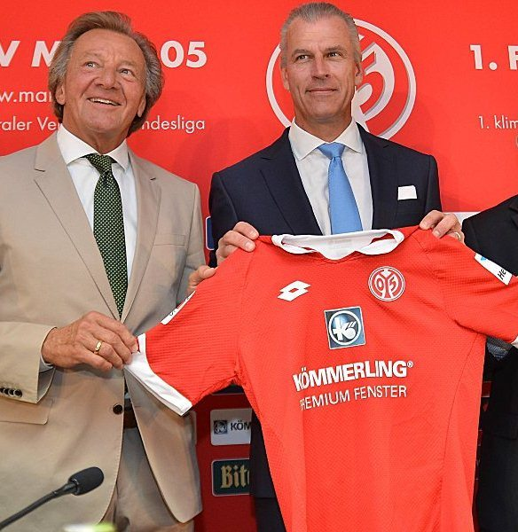 Kommerling  Mainz Sponsor