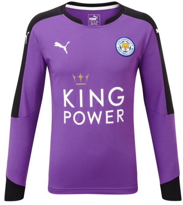 LCFC Away GK Kit 2015 2016