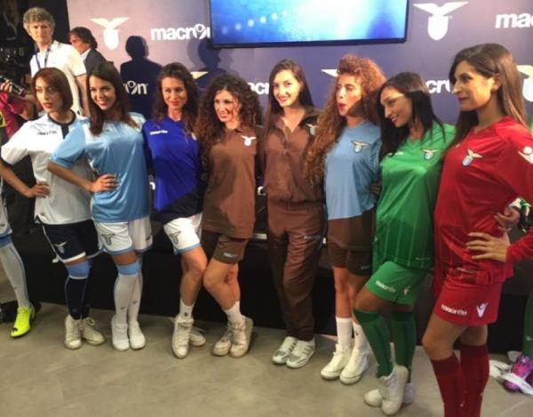 Lazio Kit 15 16
